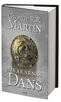 A game of thrones - Drakarnas dans (inbunden)