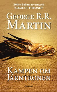 A game of thrones - Kampen om j�rntronen (kartonnage)