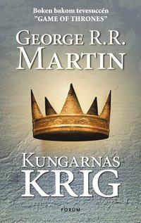 A game of thrones - Kungarnas krig (kartonnage)