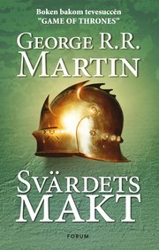 A game of thrones - Svärdets makt (kartonnage)
