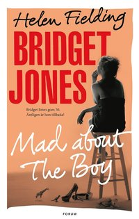 Bridget Jones : mad about the boy (inbunden)