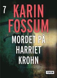 Mordet p� Harriet Krohn (e-bok)