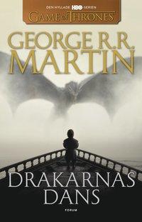 Game of thrones - Drakarnas dans (storpocket)