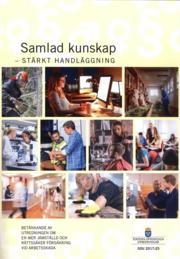 Samlad kunskap – stärkt handläggning. SOU 2017:25. : Betänkande från Utredningen om en mer jämställd och rättssäker försäkring vid arbetsskada