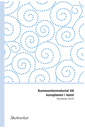 Kommentarmaterial till kursplanen i kemi. Reviderad 2016.