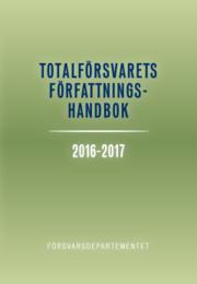 Totalförsvarets författningshandbok 2016/17