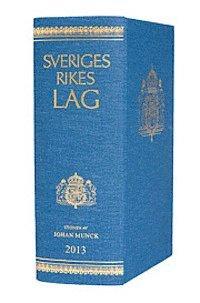 Sveriges Rikes Lag 2012 (bl� lagboken) (inbunden)
