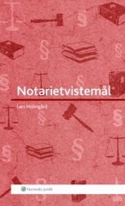 Notarietvistemål