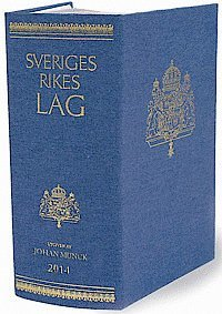 Sveriges Rikes Lag 2014 (klotband) (inbunden)