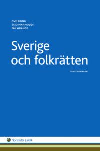 Sverige och folkr�tten (h�ftad)