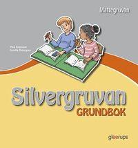 Mattegruvan 1-3 Silvergruvan Grundbok (h�ftad)