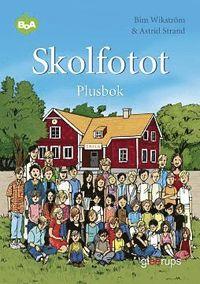 BoA Skolfotot Plusbok (kartonnage)