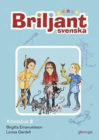 Briljant Svenska Arbetsbok 2 (h�ftad)