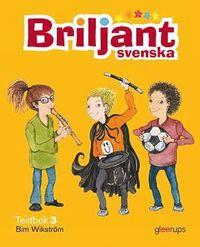 Briljant Svenska Textbok 3 inkl CD (kartonnage)