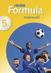 Prima Formula 5 Elevbok inkl DVD