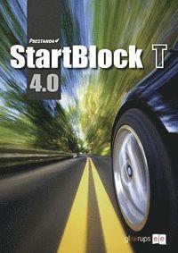 Prestanda Startblock T 4.0 (kartonnage)