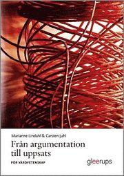Från argumentation till uppsats – för vårdvetenskap