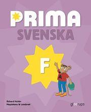 Prima Svenska F Basbok