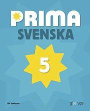 Prima Svenska 5 Basbok