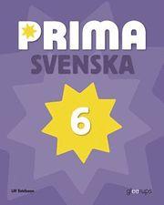 Prima Svenska 6 Basbok