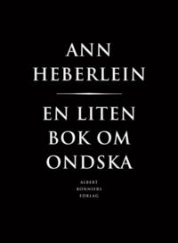 En liten bok om ondska (e-bok)