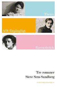 Tre romaner (ljudbok)