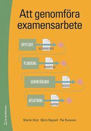 Att genomföra examensarbete