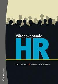 V�rdeskapande HR (inbunden)