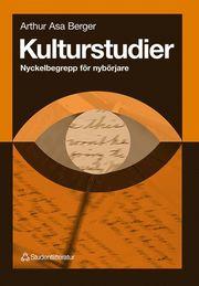 Kulturstudier – Nyckelbegrepp för nybörjare