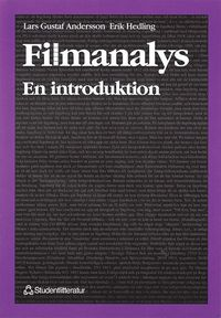 Filmanalys - en introduktion (h�ftad)