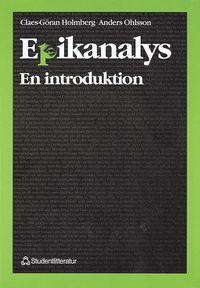 Epikanalys : En Introduktion (h�ftad)