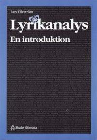Lyrikanalys - en introduktion (h�ftad)