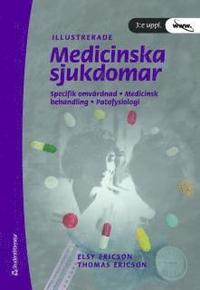 Illustrerade medicinska sjukdomar (inbunden)