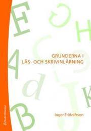 Grunderna i läs- och skrivinlärning