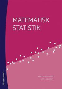 Matematisk statistik (h�ftad)