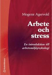 Arbete Och Stress