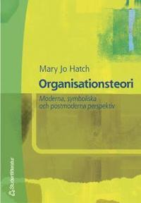 Organisationsteori (h�ftad)