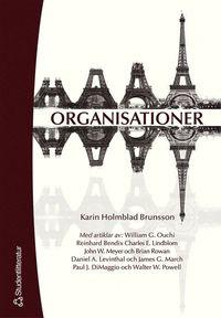 Organisationer (h�ftad)