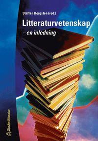 Litteraturvetenskap : - en inledning (inbunden)