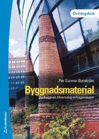 Byggnadsmaterial - �vningsbok (h�ftad)