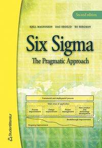 Six Sigma : The Pragmatic Approach (inbunden)