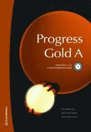 Progress Gold A Elevbok med digital del : Engelska 5 (inbunden)