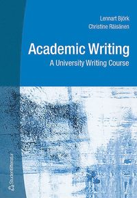 Academic Writing (h�ftad)