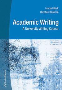 Academic Writing (h�ftad)