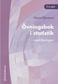�vningsbok i statistik : - med l�sningar (h�ftad)