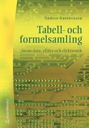 Tabell- och formelsamling inom data ellära och elektronik