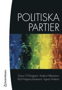 Politiska partier (h�ftad)