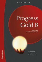 Progress Gold B Elevbok med digital del – Engelska 6
