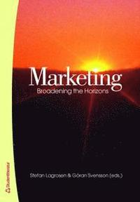 Marketing: broadening the horizons (h�ftad)