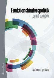 Bokomslag Funktionshinderspolitik : - en introduktion (häftad)
